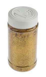 Glitter poeder, 250 g, goud