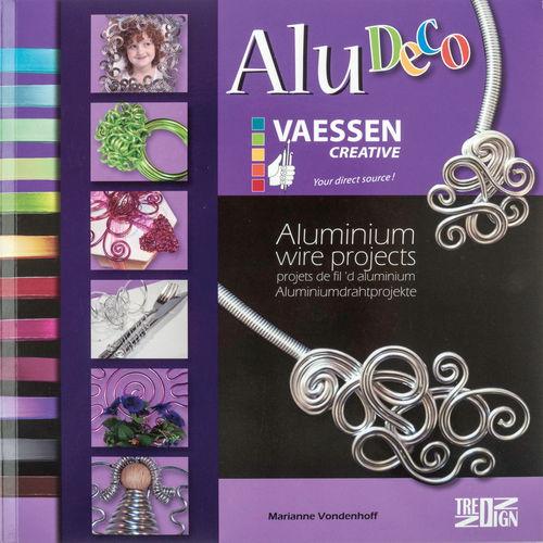 Buch Alu Deco Aluminiumdrahtprojekte Opitec