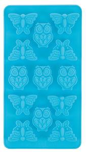 Siliconen vorm - Uil en Vlinder
