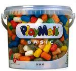 Seau PlayMais® Basic 500, Contient pl...,