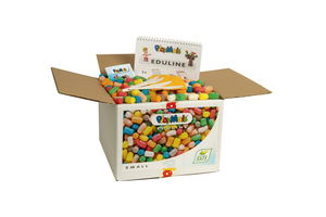 PlayMais Eduline Small - Großpack (1500 Stück)