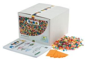 PlayMais Eduline Mosaic Großpack (12000 Stück)