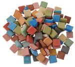 Mosaik Byzantic®, 1 kg buntmix im Eimer(10x10mm)