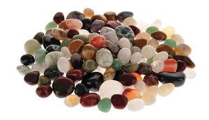 Halbedelsteine, 1000 g (15-30 mm)