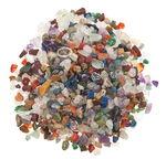 Mezcla de piedras, diferentes formas/medidas, lote