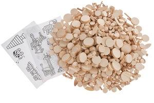 OPITEC Sparset: Holzscheiben ca. 2 kg