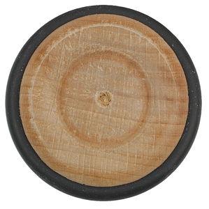 Holzrad mit Gummireifen (54 mm)