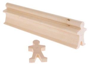 Profilleiste Mensch (60 x 45 x 250 mm)