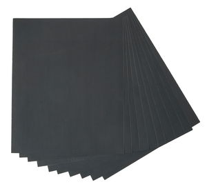 Schuurpapier voor natschuren, korrel 1200, 10 vel