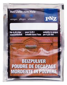 PNZ-beitspoeder (2 g) beukenbruin