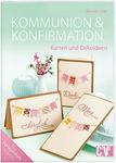 Buch'Kommunion & Konfirmation-Karten u. Dekoideen'