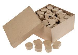 Boîtes en carton, Avec couvercle ôtab...,
