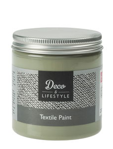 Deco & Lifestyle textielverf, 230 ml, antiek groen