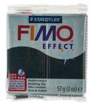 Fimo effect Modelliermasse, 57 g pearl schwarz