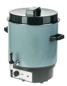 Wachs-Schmelzbehälter mit Auslaufhahn, 24 Liter