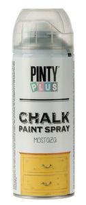 Pinty Plus Chalk Paint Spray, 400 ml gelb