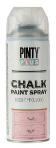PINTY Plus® Chalk verfspray, roze, 400 ml