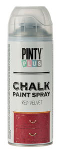 Pinty Plus Chalk Paint Spray, 400 ml rot