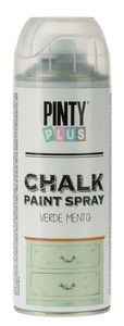 PINTY Plus® Chalk verfspray, mintgroen , 400 ml