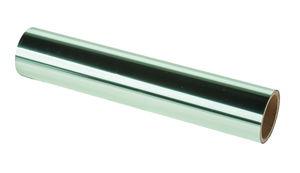 MINC. metaalfolie, (15,9 cm x 1,5 m) mint