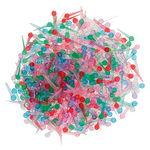 Epingles en plastique, Différentes co...,