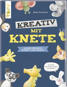 """..Buch """"kreativ Mit Knete"""""""