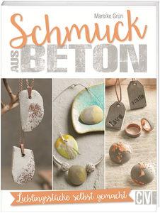 Duits boek: Schmuck aus Beton