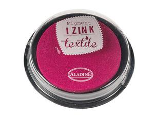 Coussin encreur 'IZINK Pigment Textile', rose