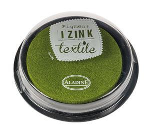"""Coussin encreur """"IZINK Pigment Textile"""", vert"""