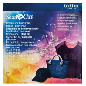 Brother ScanNCut Starter-Kit 'Strass'