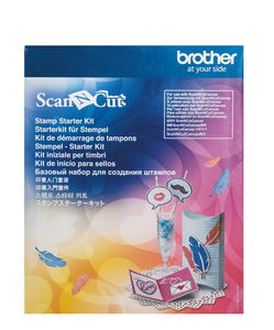 Brother ScanNCut - stempel starterkit
