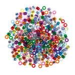 Perlas de plástico - Congo (ø 9 mm) 300 ud.