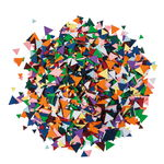 Mosaïque en papier, Divers ..., Triangles