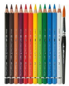 FABER-CASTELL matite colorate per artisti ...
