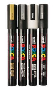 Marqueurs POSCA PC-5M largeur de la point...