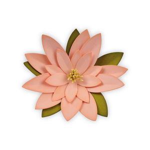Sizzix Bigz Die Schablone - Moroccan Flower