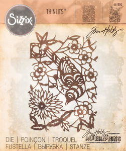 Sizzix® Thinlits[TM] Die - Paper Cut Bird