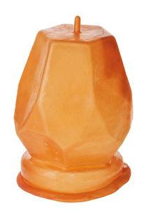 Gießform 3D-Kerze Stein Latex (8 x 12 cm)