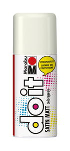 Peinture acrylique en spray Marabu Do-it, blanc