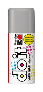 Peinture acrylique en spray Marabu Do-it, gris pie