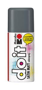 Peinture acrylique en spray Marabu Do-it, graphite