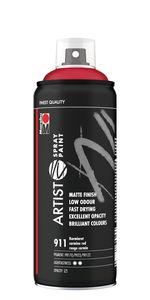 Marabu Artist verfspray (400 ml) karmijnrood