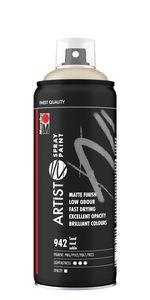 Pintura en spray Marabu Artist (400 ml) arena