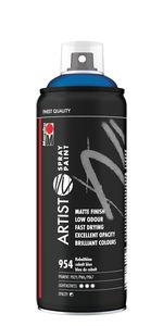 Pintura en spray Marabu Artist (400 ml) azul