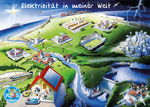 Poster TÜV Hessen Kids Elektrizität, 1 Stück