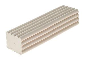 Pâte à modeler - Becks Plastilin, blanc