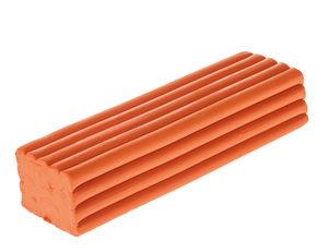 Becks Plastilin - boetseerklei, oranje, 1000 g