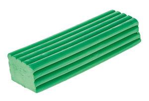 Becks Plastilin - boetseerklei, groen, 1000 g