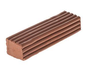 Becks Plastilin - boetseerklei, bruin, 1000 g