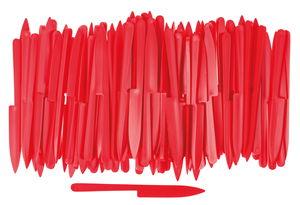 Becks Plastilin - modelleer messen, 100 stuks